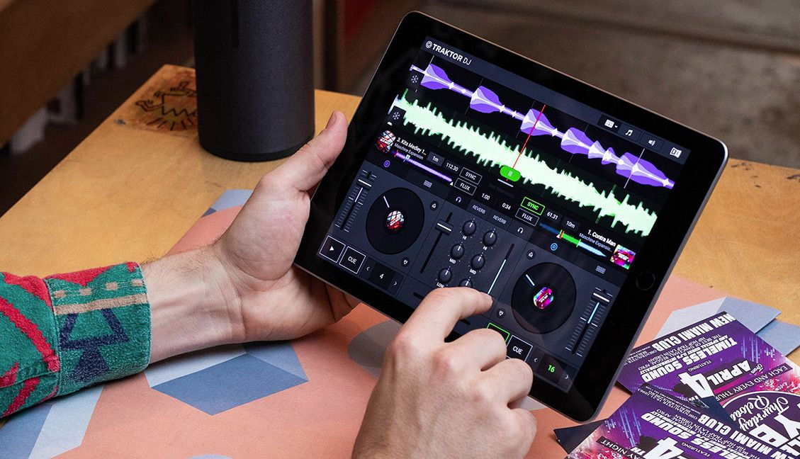 Traktor DJ 2 released today