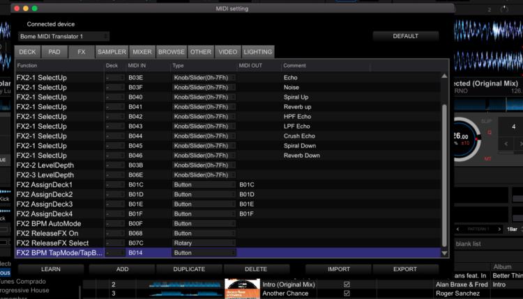 Hacking Rekordbox FX, and adding RMX-1000 control - DJ TechTools