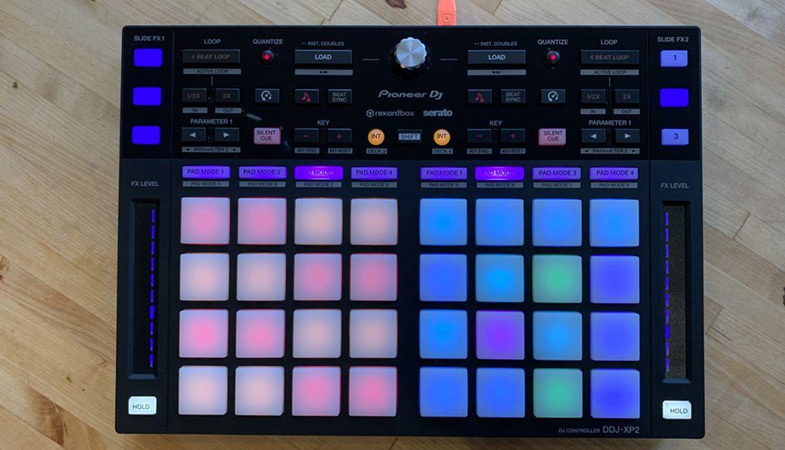 DDJ-XP2: Pioneer DJ's New Controller Unlocks Powerful Rekordbox and Serato DJ Functionality