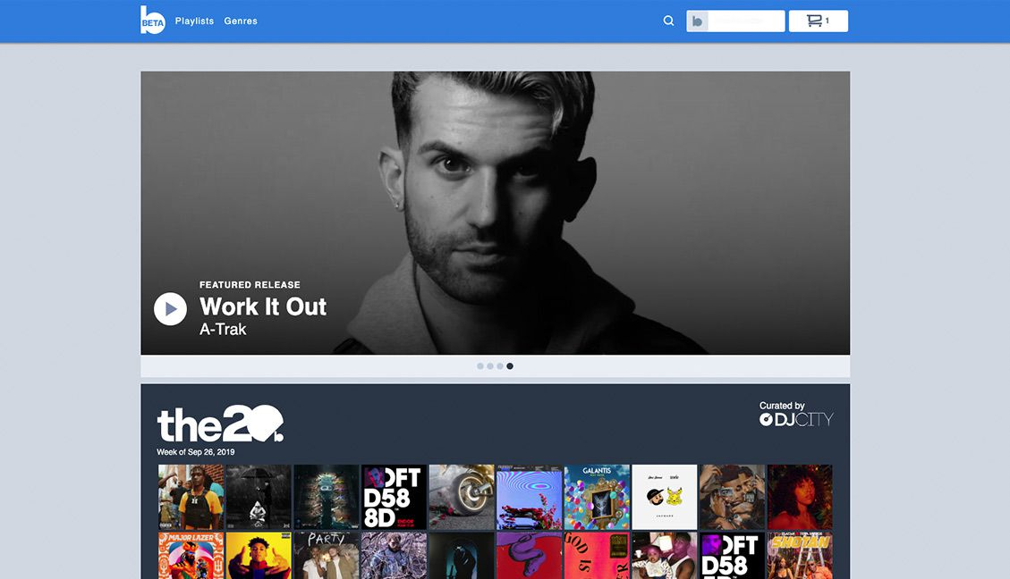 Beatsource (Beatport for Open Format DJs) Officially Launches Into Beta