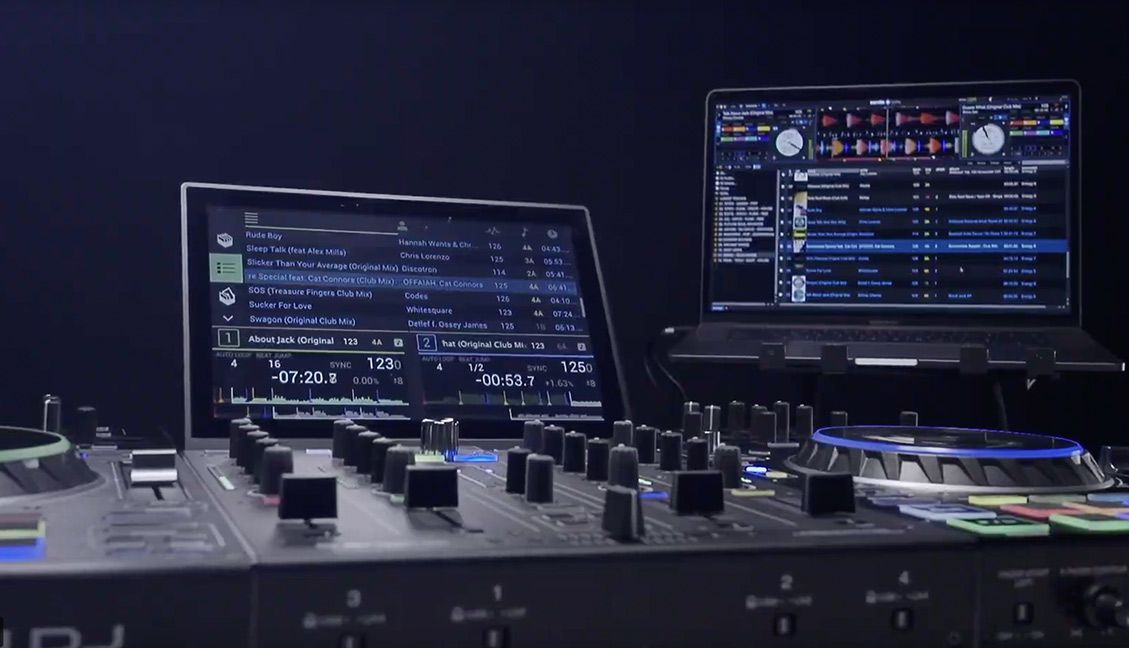 Serato DJ Pro Advanced Control Added To Denon DJ's Prime 4, SC5000Ms