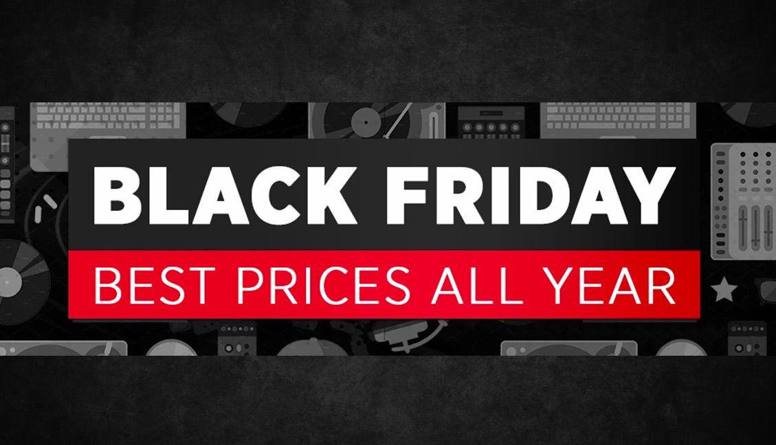 DJ Techtools' Black Friday / Cyber Monday Sale 2019