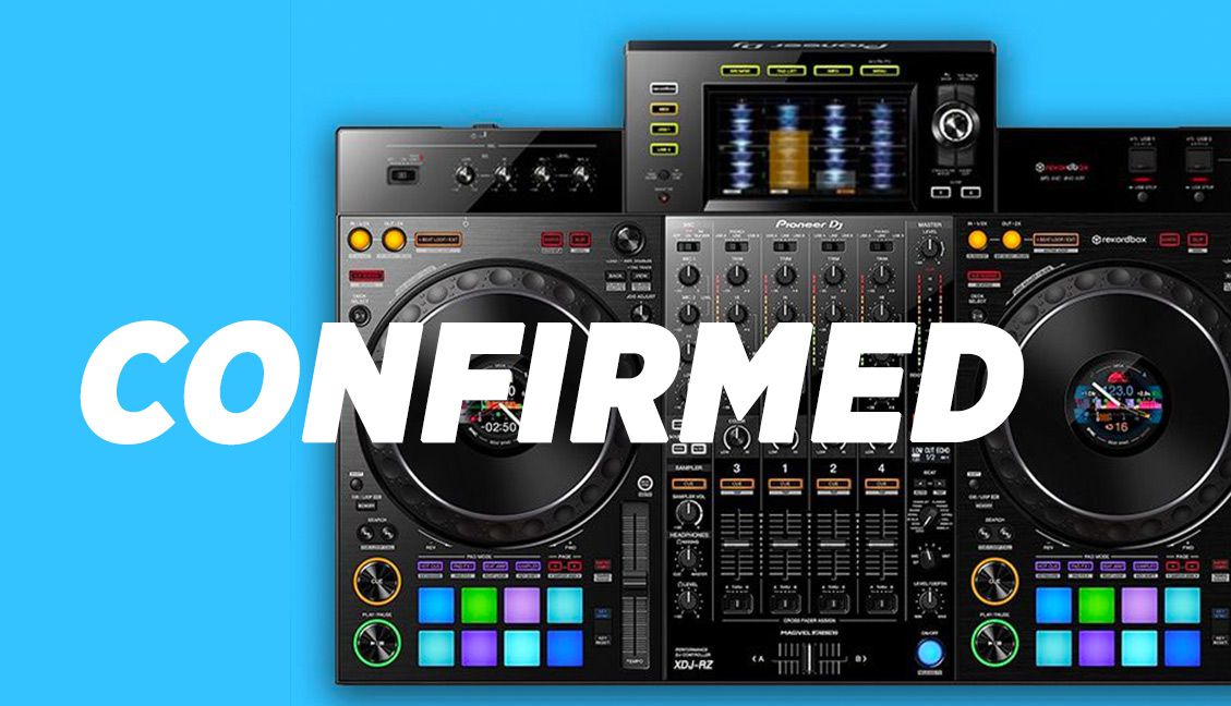 Confirmed: An XDJ-XZ All-In-One Will Soon Be Announced