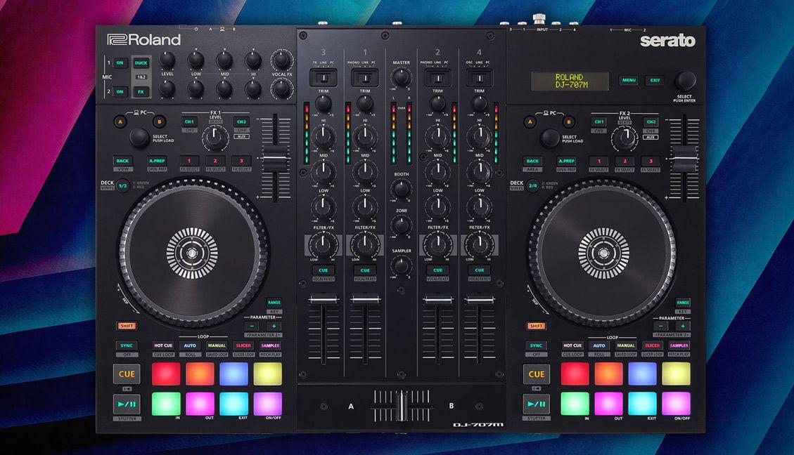 Roland DJ-707M Review