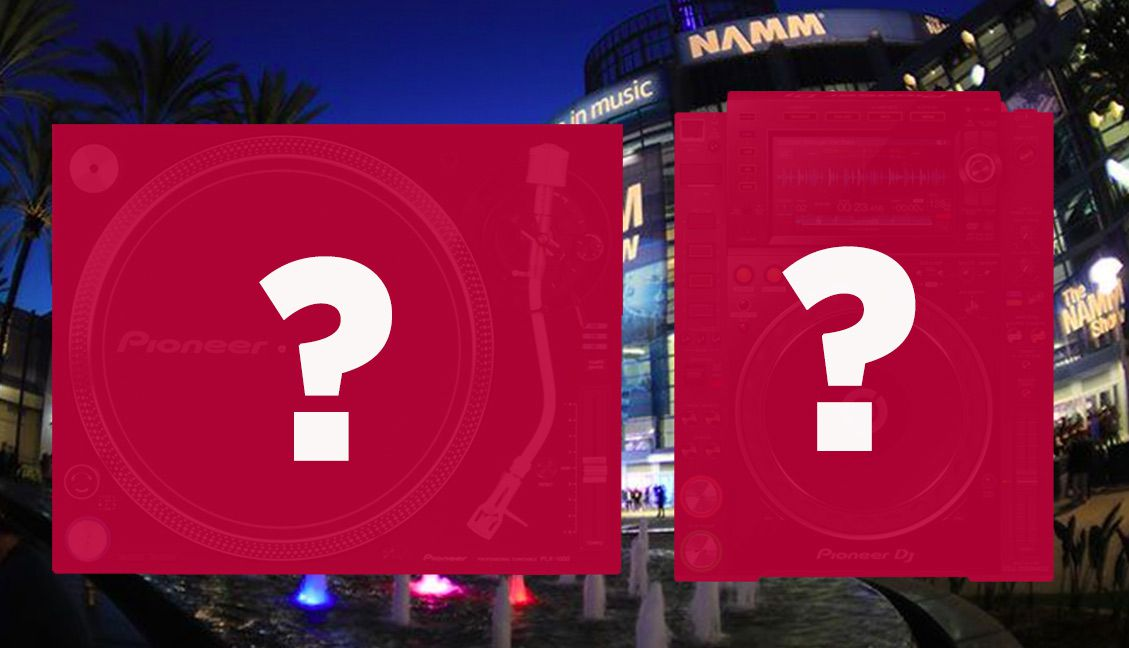 What's Pioneer DJ going to announce at NAMM 2020?