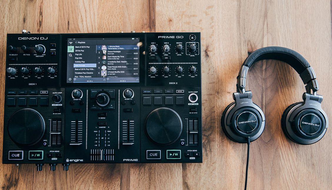 Denon DJ's Prime Go