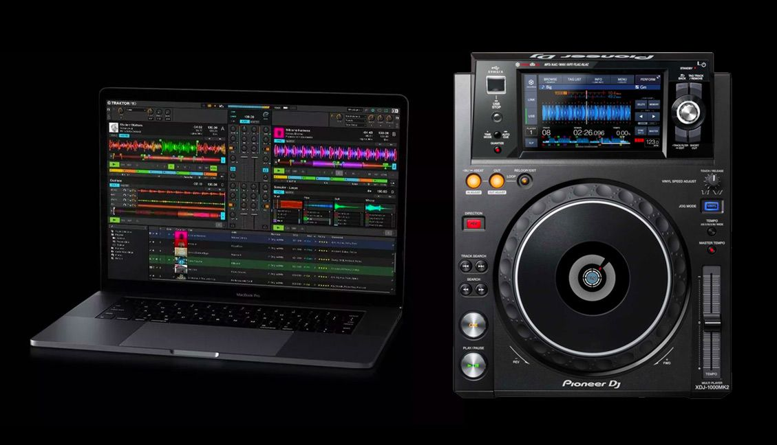 Traktor Pro 3.3 Public Beta adds XDJ-1000MK2 support