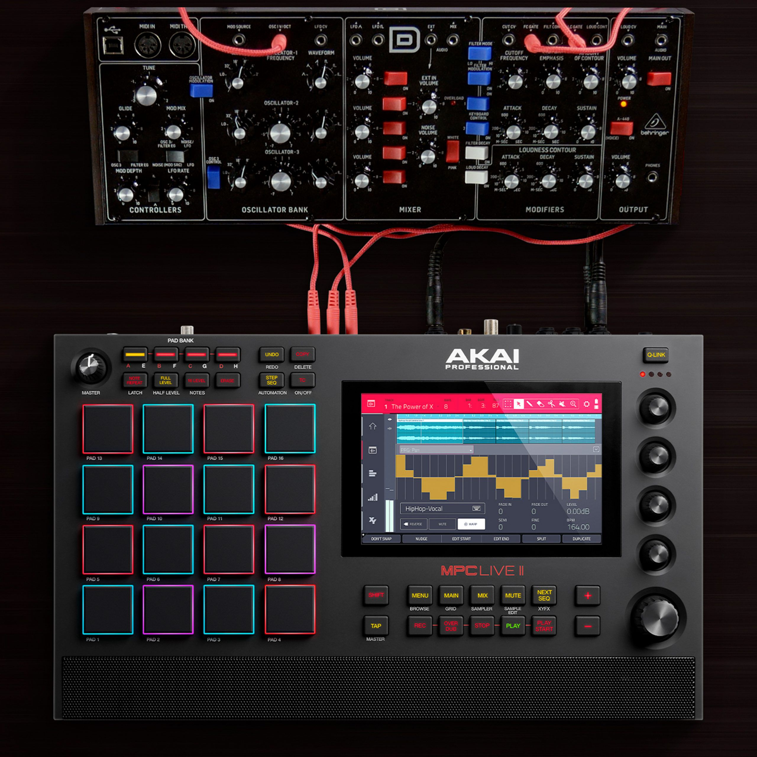 Akai's new MPC Live II: a standalone tool with built-in monitors