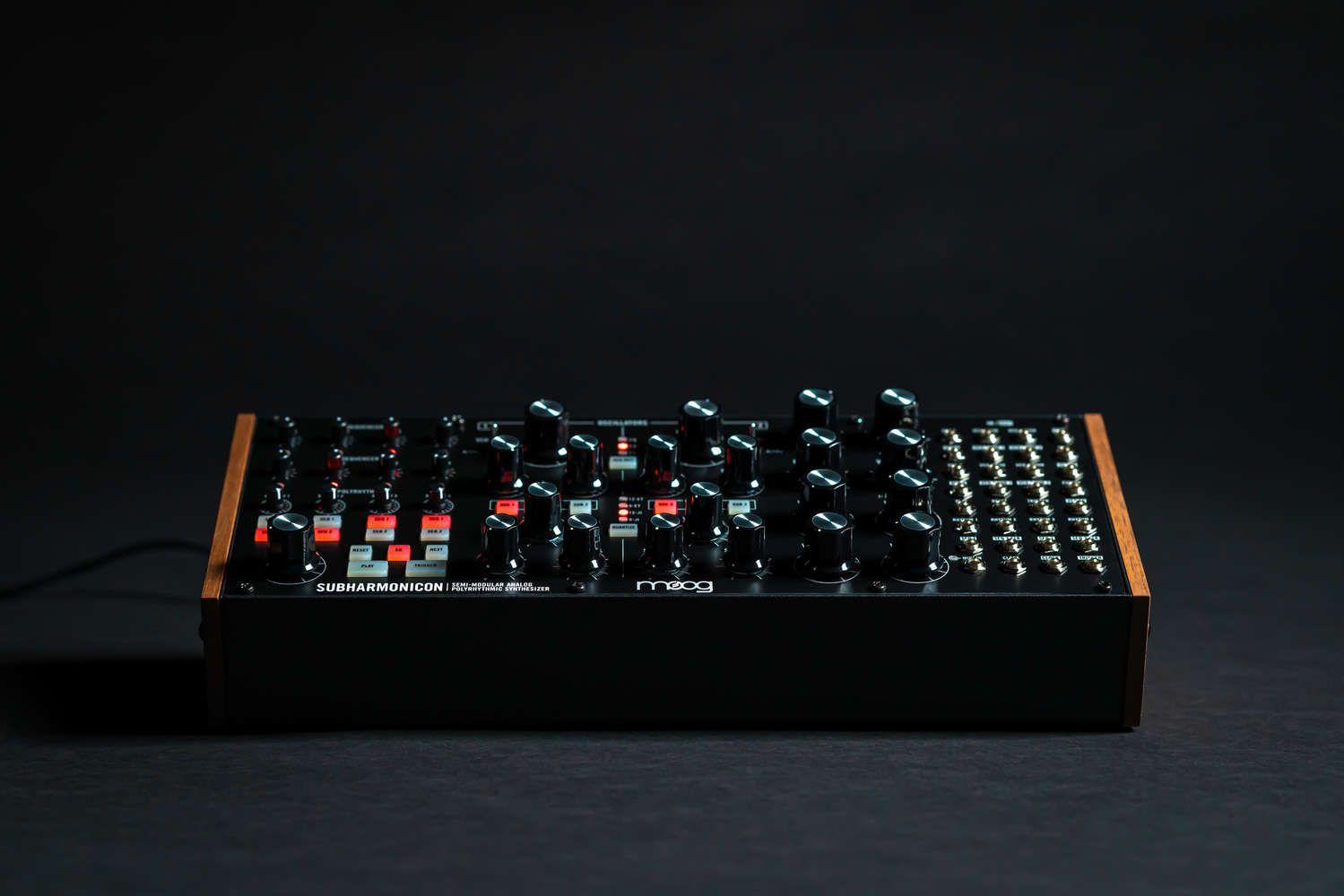 Moog releases new synthesizer: The Subharmonicon