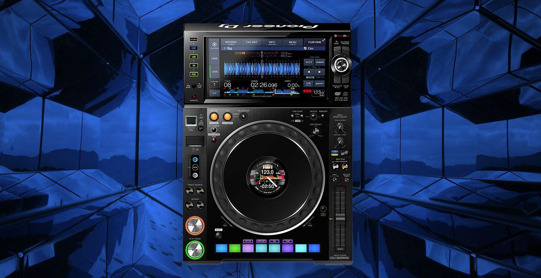 Future DJ Gear Concepts: Pioneer DJ CDJ-3000