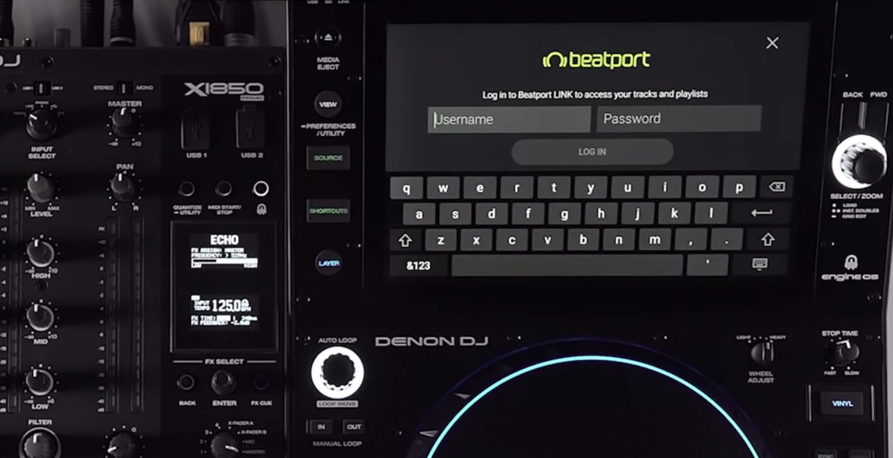 Denon's Engine OS releases v1.5 with Soundcloud Go+, Beatport Link