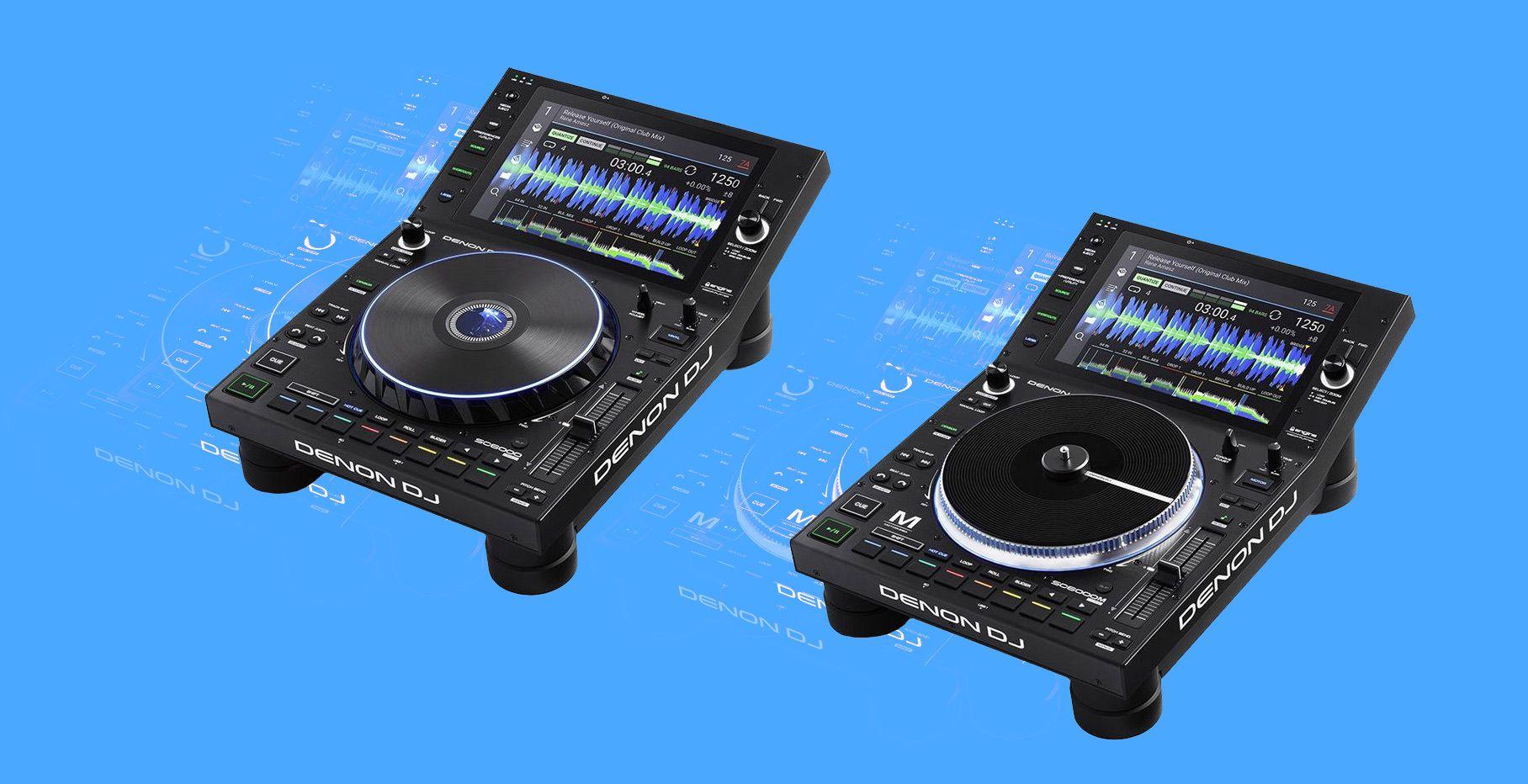 Denon DJ SC6000 review