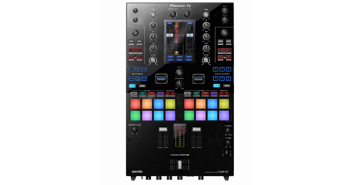 Future DJ Gear Concepts: What features Pioneer DJ's DJM-S11 will probably have