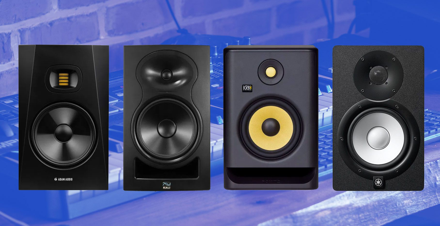 Best affordable studio monitors for DJs and producers