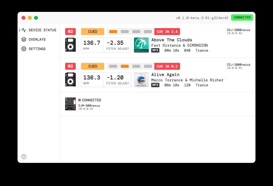 Prolink Tools pulls CDJ data to enhance DJ sets, share track info into live streams