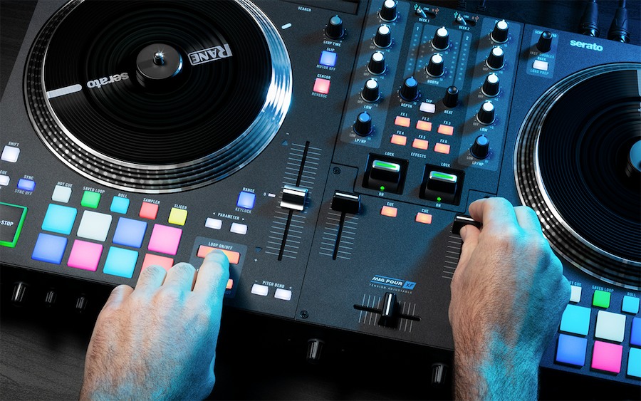 Virtual DJ, djay Pro AI now compatible with Rane ONE