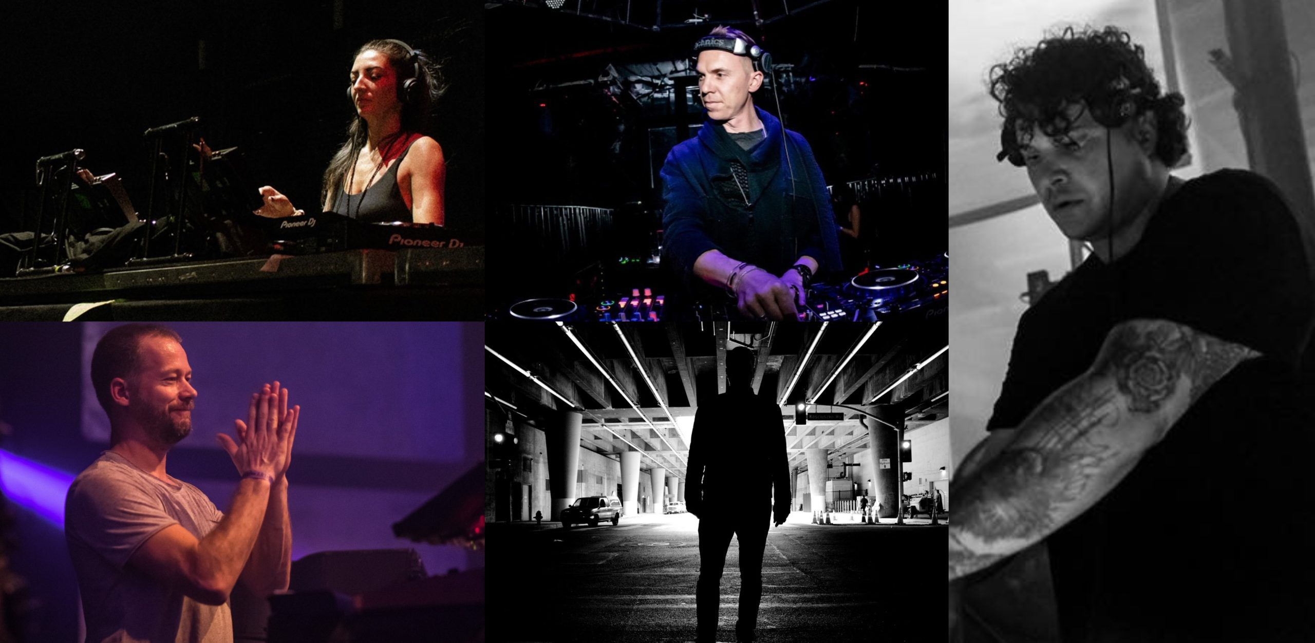 Rethinking touring post-pandemic: touring DJs Juliet Fox, Kyle Geiger, Sebastian Mullaert, Unders, and Marbs reflect