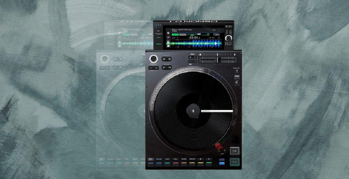 Future DJ Gear Concepts: Denon DJ SN6000M