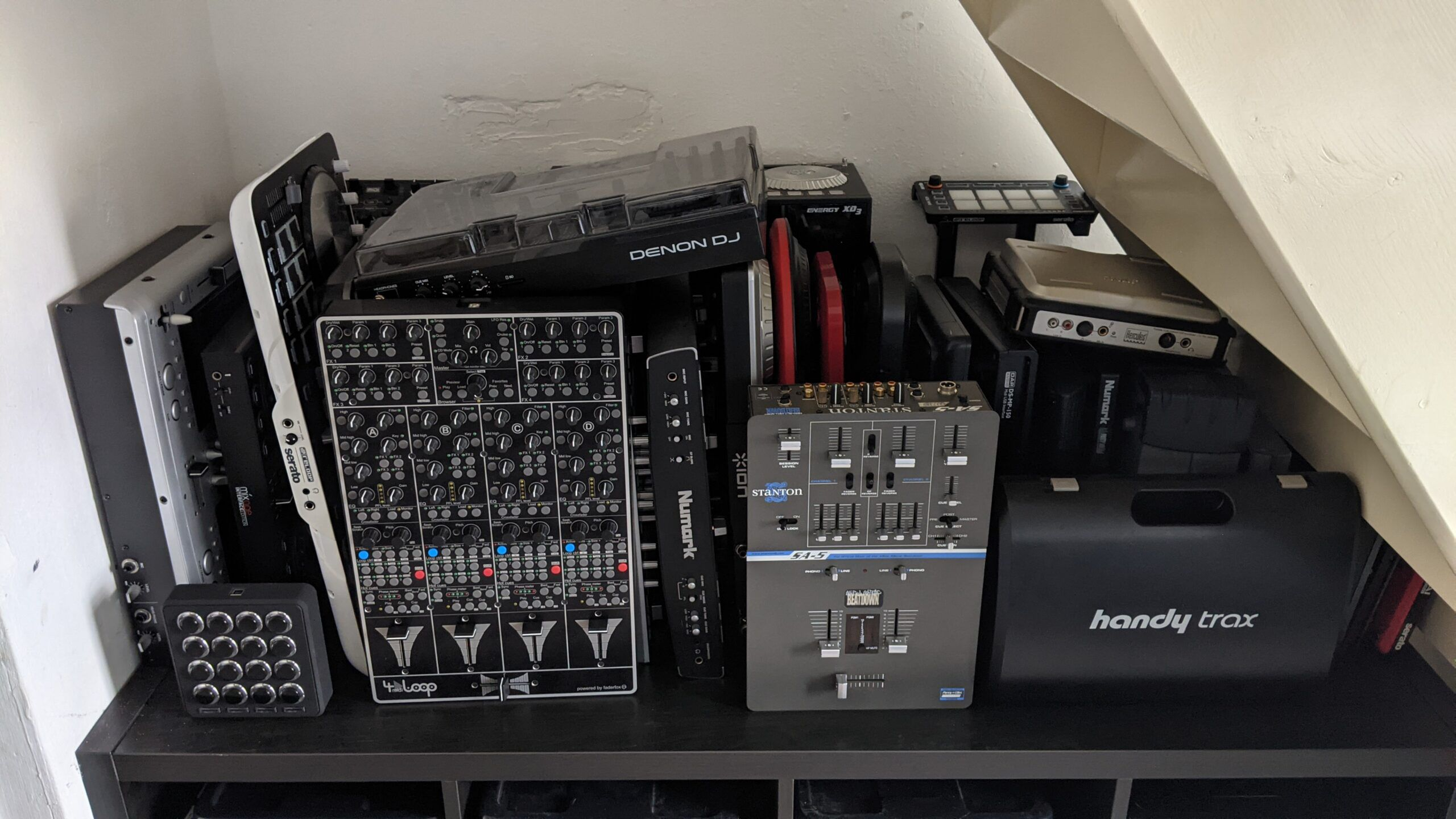 Weird DJ gear, part 2: the underrated, the odd, and the ones that made history.