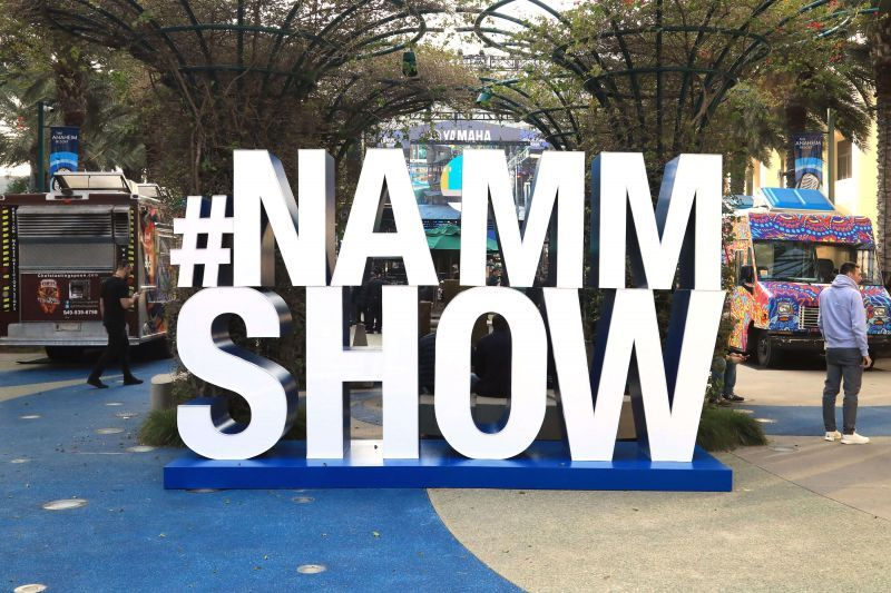 NAMM moves to June for 2022